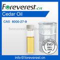 Aceite de cedro, el aceite de cedro{cas 8000- 27- 9} foreverest-