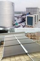 HPP-S100 4.0-5.0T Commercial heat pump combination solar heat system for project use with complete installation program