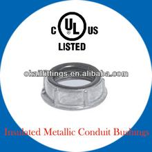 zinc electrical conduit bushing 1/2''-4''