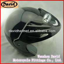David open face helmet in motorcycle helmets D003