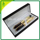 JD-C125 hot-selling metal ball pen and roller pen set