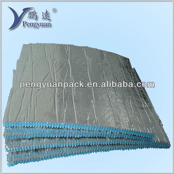 Thermal IXPE foam aluminum foil Heat insulation material foam roll