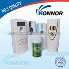 Automatic aerosol dispenser air freshener spray