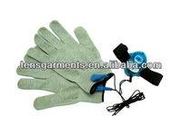 gloves garment electrode