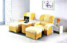 massage sofa bed/adjustable massage sofa design OF-61