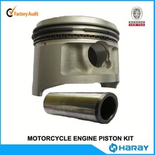 Hot selling Piston assembly for JY110 Dirt Bike motorcycle Engine