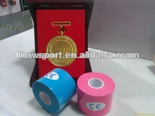(D)Patented Waterproof Kinesiology Tape 5cm x 5m (CE/TUV/FDA/ISO Approved)