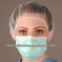 Disposable Medical Protective 3ply Face Mask with ear loop