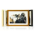 Barato retrato de madeira Frames / molduras molduras de madeira / parede imagem pendurar quadros