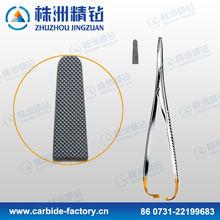 tungsten carbide TC needle holder inserts