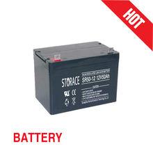 agm battery 12v 50ah maintenance free battery