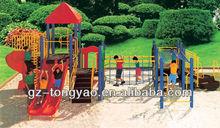 Multifunctional outdoor playground equipment, virtual playground, play land.
