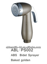 Hot Sell Toilet ABS Plastic Bidet Sprayer high flow faucets faucet china flexible faucet connector hose with high quality