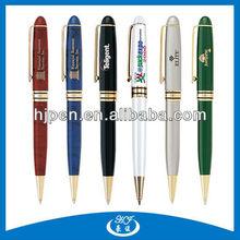 Logo Twist Metal Ballpoint Pen, Promotional Pen Items