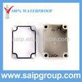 ip66 china wasserdicht briefkasten mit klaren cover80x110x70mm
