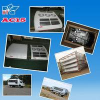 AC15 12v/24v bus air conditioning equipment