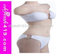 New Fashion High Quality Transparent brief and bra set
