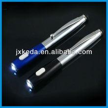 3 in1 LED light Stylus Touch ballpoint Pen Capacitive Touch Pen