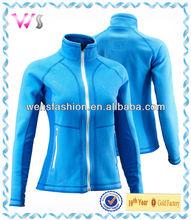 Thick Training Wear Winter Jogging Jacket Wear Women