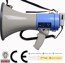 Musical megaphone, CE Certified HY3007M 25W 25Watts Powerful Handheld Car Megaphone USB/SD