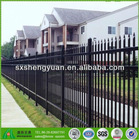 Colored Gate Grill Fence Design (SGS Certified Factory)
