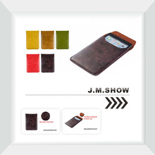 Straight leather Case for iPad mini