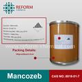 Fungicidas de amplio espectro Mancozeb 8018-01-7 90%,85% Mancozeb