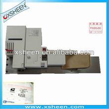 mail franking machine , postal franking machine, post stamping printing machine