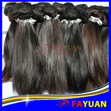 6a grade 100% virgin human remy straight brazilian hair