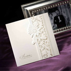 B0036 Wedding Invitation Card