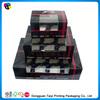 2014 customized printed mini cupcake boxes