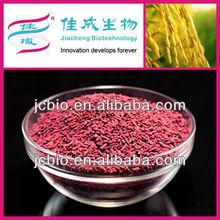 natural blood pressure reducer Red Yeast Rice powder