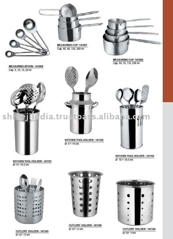 Herramientas de la cocina utensilios juegos de for Herramientas para cocina profesional