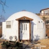 [HUMAN & SPACE] Dome type - Prefab House