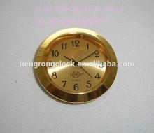 38mm cheap quartz miniature replacement mini clock inserts watch insert