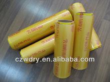 best fresh PVC cling film for food warp