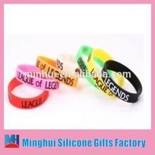 Ol League of Legends Luminous Silicone Wristband Bracelet