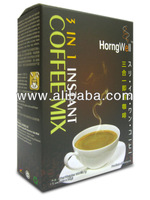 Malaysia Horngwell 3 in 1 Instant Coffee Mix
