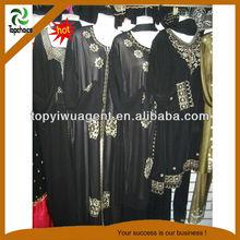 High quality islamic clothing muslim abaya style for women wear