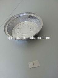 7 Inch Round Aluminum Container