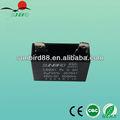 Motor do ventilador ar condicionado capacitor iniciar capacitor