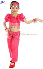 Children belly dance wear Indian belly dance costumes children dance wears ET-007#