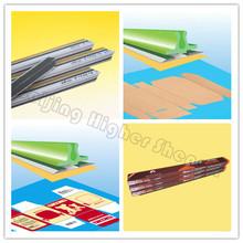 Creasing Matrix for Die Cutting Fibre Material