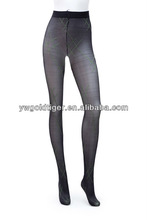 2015 Summer New Fashion Korean Style Wholesale Sexy Jacquard with Geometri Blue Stripe Look Like Elegant Woman Tights