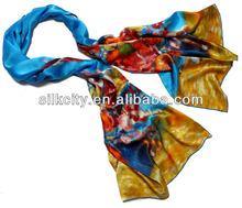 Factory Price- Best Quality - No MOQ- Custom Silk Shawl