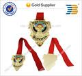 custom duas medalhas de ouro olímpico de medalhas para venda