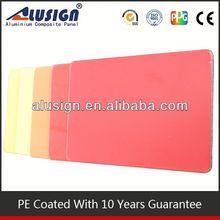 Good Quality pvdf coating aluminum composite sheets