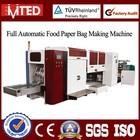 Cost of Paper Bag Making Machine / Hamburg Bag Making Machine / Paper Bread Bag Machine