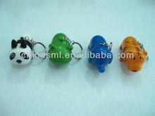 new product animal hanging pen cartoon pen cheap retractable ball pen