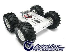 4WD Robotic Mobile Car Platform 4WD Thumper Mobile Car Aluminum Mobile Robot,Robot Chassis,Robot Vehicles